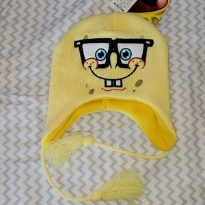 Nickelodeon SpongeBob SquarePants Winter Hat